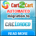 Shopping Cart Migration to CRE Loaded