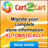 Automated Shopping Cart Migration