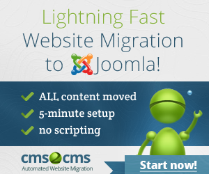 Migrate to Joomla Automatically