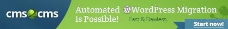 Migrate to WordPress Automatically